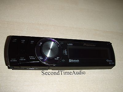 Pioneer DEH-P7100BT DEH-P710BT Faceplate Only- Tested Good Guaranteed!