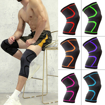 Magnetic Knee Patella Support Brace Arthritis Sport Compression Basketball Run H