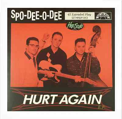 Spo-Dee-O-Dee Ep - Hurt Again - Great German Rockabilly - Listen!