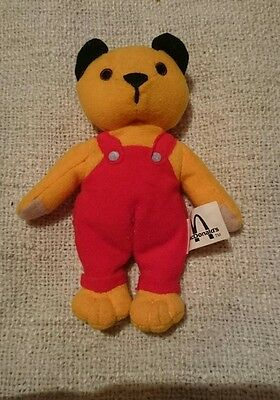Sooty Soft toy. classic retro tv toy