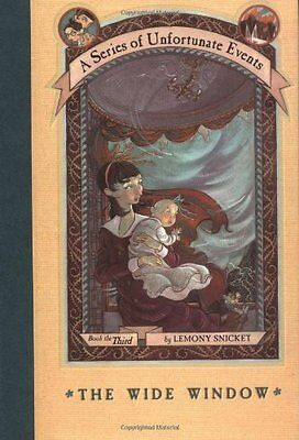 The Wide Window (A Series of Unfortunate Events) by Lemony Snicket