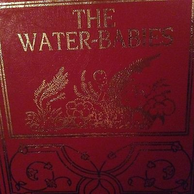 Novel - Vintage - The Water Babies -  by Charles Kingsley 1987 Edition