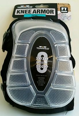 TommyCo KNEE ARMOR GELite Flat Terrain FT Knee Pads Pair  *NEW* FREE SHIPPING