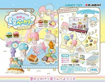 Re-ment rement Sanrio Little Twin Stars Yume no Hoshizora Bakery surprise box