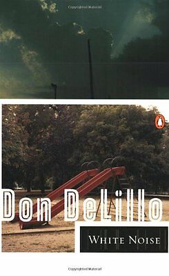White Noise (Contemporary American Fiction) by Don DeLillo