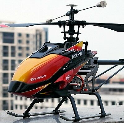 """New Wltoys V913 27"""" 4CH 2.4G RC Remote Control Single Blade Helicopter US"""