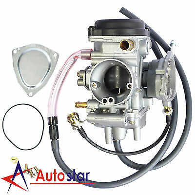 Carburetor Carb For Yamaha YFM 400 Big Bear 2001 2002 2003 2004 2005 2006 2007
