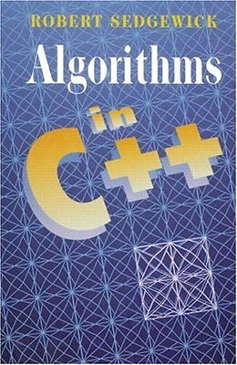 Algorithms in C++ by Robert Sedgewick