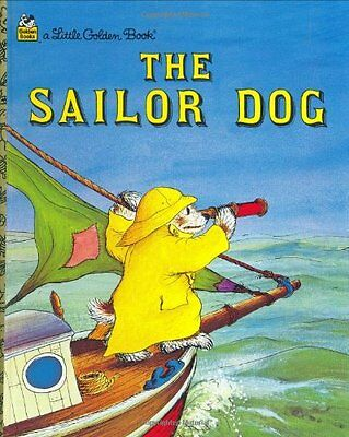 The Sailor Dog (A Little Golden Book) by Margaret Wise Brown