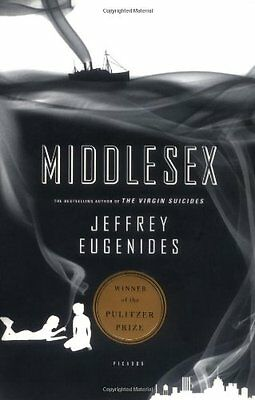 Middlesex: A Novel by Jeffrey Eugenides