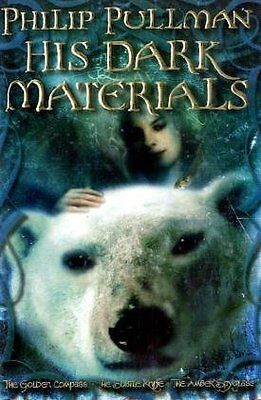 His Dark Materials Omnibus (The Golden Compass; The Subtle Knife; The Amber Spyg