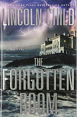 The Forgotten Room: A Novel (Jeremy Logan Series) by Lincoln Child