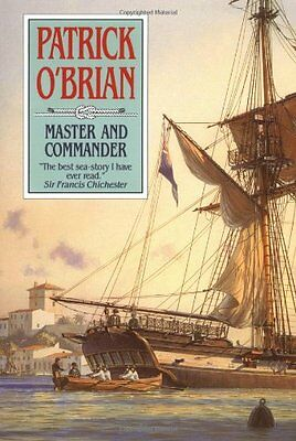 Master and Commander by Patrick OBrian