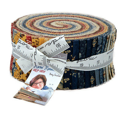 Patchwork/quilting Fabric Moda Jelly Roll - Rachel Remembered