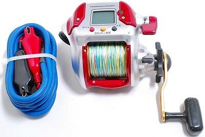 Shimano Dendou Maru 3000 PLAYS Electric Reel Big Game Good