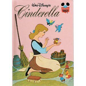 CINDERELLA (Disneys Wonderful World of Reading) by Disney Book Club