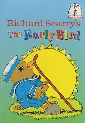 The Early Bird by Richard Scarry