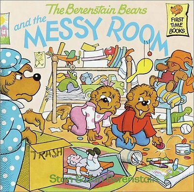 The Berenstain Bears and the Messy Room by Stan Berenstain, Jan Berenstain