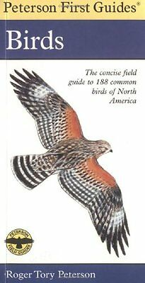 Peterson First Guide to Birds of North America by Roger Tory Peterson
