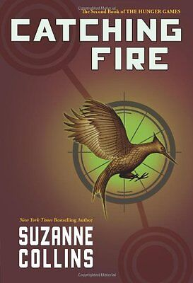 Catching Fire (The Hunger Games) by Suzanne Collins