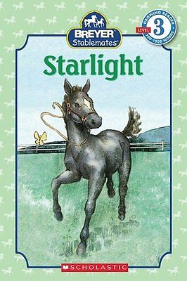 Scholastic Reader Level 3: Stablemates: Starlight