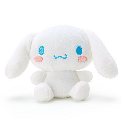 Sanrio Cinnamoroll Bean Doll (Collection) Mini Plush Kawaii Cute F/S NEW