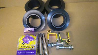 "suzuki grand vitara 2"" suspension lift kit with camber bolts & stainless strut s"