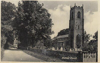 BLOFIELD( Norfolk):Blofield Church.-RAP