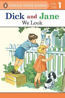 We Look (Dick and Jane) by Penguin Young Readers