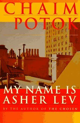 My name is asher lev by potok chaim 299 picclick my name is asher lev by chaim potok fandeluxe Gallery