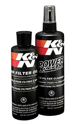 K + N Recharger Kit Squeeze Oil - 99-5050