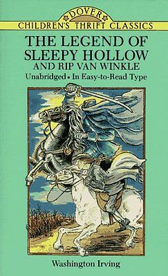 The Legend of Sleepy Hollow and Rip Van Winkle (Dover Childrens Thrift Classics