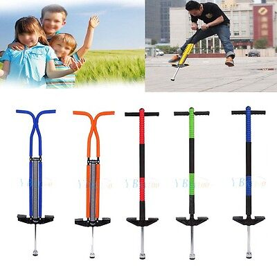 Single/ Double Heavy Duty Pogo Stick Jackhammer Jump Stick for Children Adults