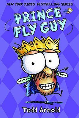 Prince Fly Guy (Fly Guy #15) by Tedd Arnold