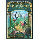 The Land of Stories the Wishing Spell (Scholastic First Edition Paperback) by Ch