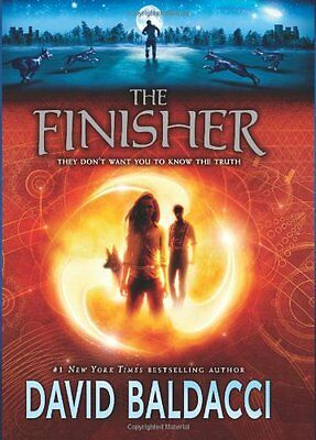 The Finisher (Vega Jane, Book 1) by David Baldacci