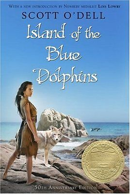 Island of the Blue Dolphins by Scott ODell