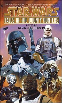 Tales of the Bounty Hunters (Star Wars) (Book 3) by Kevin J. Anderson