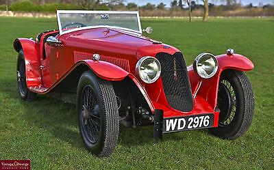 1931 Riley MPH Tourer Special