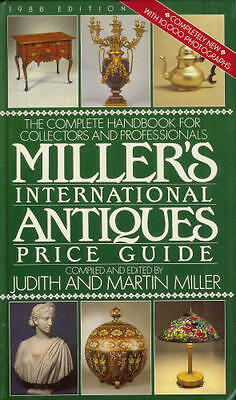Millers International Antiques Price Guide: 1988