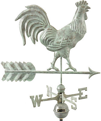Good Directions Smithsonian Rooster Weathervane