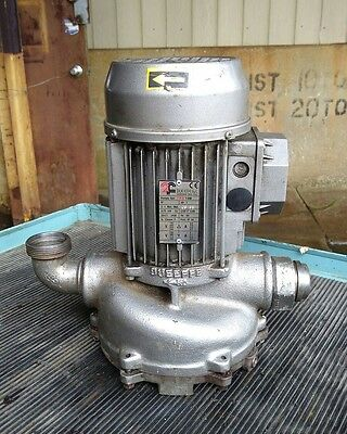 Drycleaning solvent pump FBN100 Union