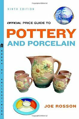 The Official Price Guide to Pottery and Porcelain,