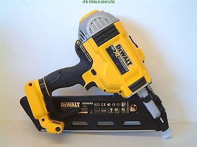 DeWALT DCN692N 18v 2 SPEED XR FRAMING NAILER NAKED UNIT