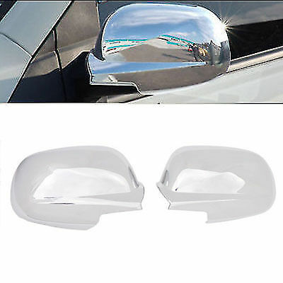 Chrome Side Mirror Full Cover Molding 2p 1Set For Ssangyong Kyron 2006-2011