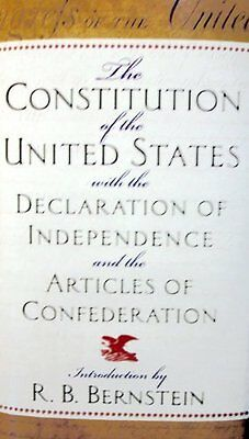 The Constitution of the United States with the Declaration of Independence and t