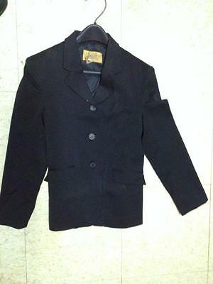 O'Keahey's Black Childs Hunt  Coat Size 12R  *NEW*