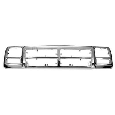New Premium Fit Grille Shell Value Fits Dodge 83506568Ab