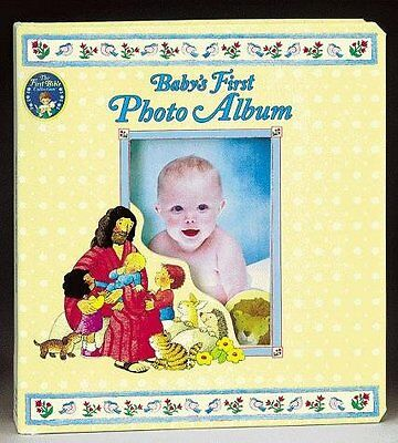 Babys First Photo Album (First Bible Collection)