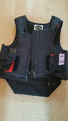 Gallop Child's XL  Horse Riding Equestrian Body Protector